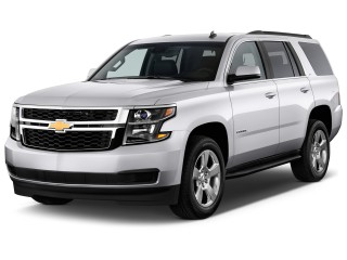 Full Size SUV (Chevrolet Tahoe 4x4 or Ford Expedition)