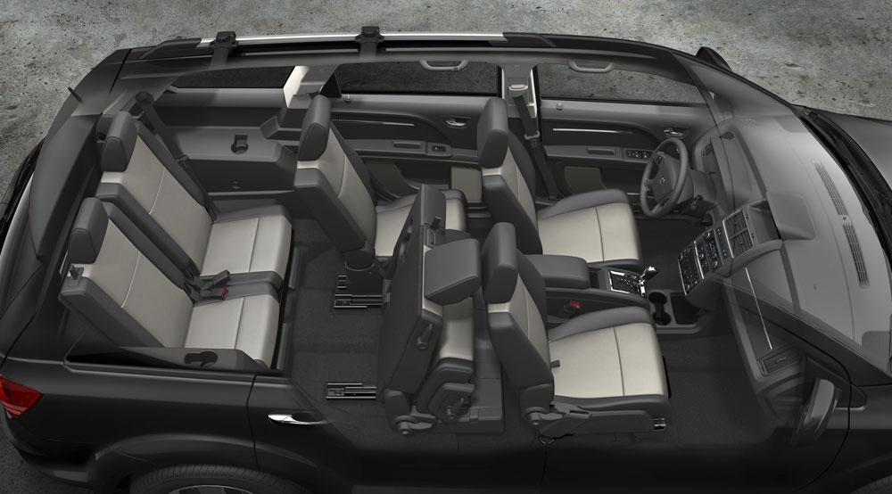 Dodge Journey Interior >> Dodge Journey Interior Mile High Suv Rental Denver