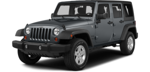 Jeep Rental Wrangler Unlimited Rubicon