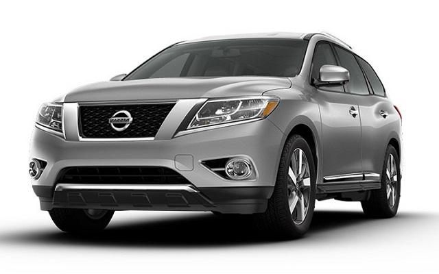 Nissan Pathfinder - 4x4