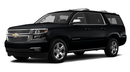 Suburban Rental Denver 7 & 8 Passenger - Mile High SUV ...