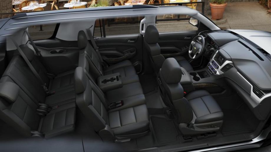 Suburban Rental Denver 7 & 8 Passenger - Mile High SUV Rental Denver